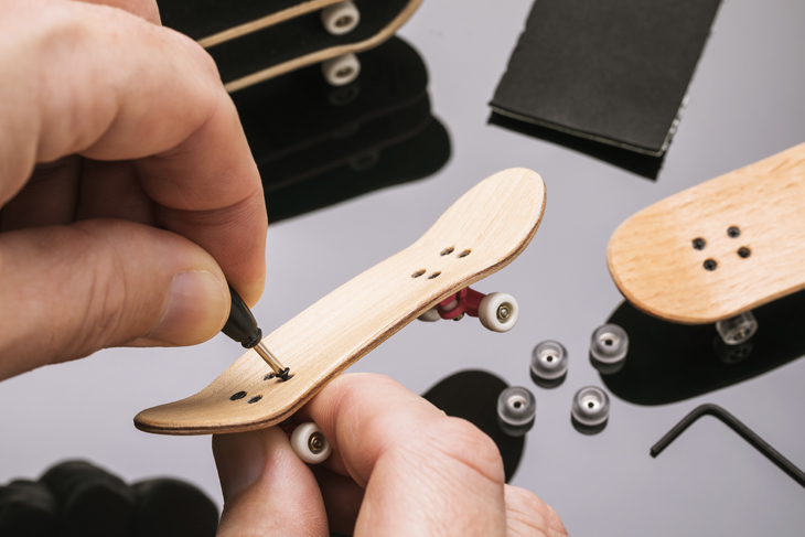 What Makes up a Fingerboard?