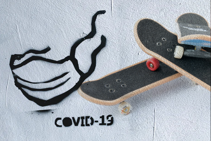 Fingerboarding is on The Rise During COVID-19