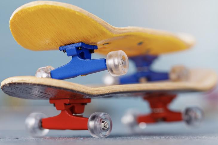 Fingerboard Team Sponsors